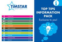 Timstar | Top-Tips Information Pack / In order to continuously meet our aim of supporting teachers and technicians to inspire children to work scientifically our team of experts has created an extensive range of product related and technical top-tips. You can print these top-tips out and put up in your laboratory/preparation room or use as hand-outs for your students learning.