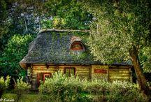 stare domki polskie