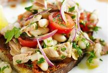 Lunch ideas, salads / by Lori Riley