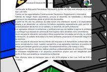Escuela Secundaria Técnica Nº2 de Mar del Plata / Educación Secundaria modalidad técnica