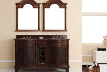 Classico Collection / Traditional bathroom vanity cabinets from James Martin.