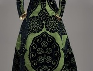 Edwardian Victorian fashion