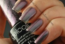 OPI Gelcolor swatches