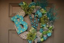 Wreaths / by Kimberly Steel-Slater