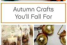 Autum crafts