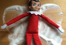 Elf On The Shelf / Our 25 days of #ElfOnTheShelf throughout the month of December!
