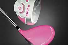 Bubba Watson's PINK Driver / Bubba Watson will be using a pink PING G20 driver for the 2012 PGA season. It's a left-handed G20 8.5º with a pink-colored True Temper BiMatrx shaft. 