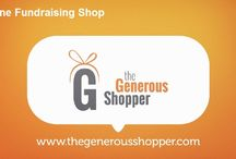 Fundraising Shops / Fundraising shop help you to donate money to charity or needy ones without spending extra money.  https://www.thegenerousshopper.com/ is an online fundraising shop; you can shop with The Generous Shopper to raise the money with online shopping.