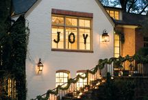 holiday cheer. / by Lauren Purmalis