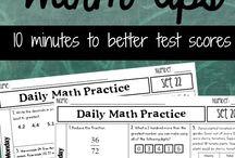 5th math / by Lynn Magoon
