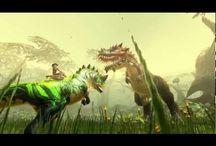 Dino Storm / by Mr. J