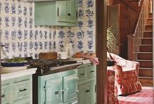 De kitchen