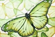 Animal-Art: Let it Fly Flutterby / by Steph Orris