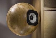 Blanda Matt / How to build small and nice full-range speakers from IKEA salad bowls