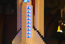 LIGHT STAX & LEGO