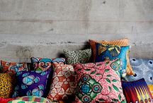 Eclectic warmer climes interiors