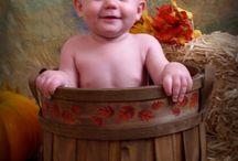 Fall Studio/Daycare Portraits