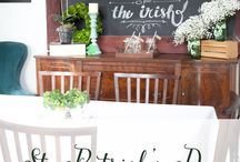 Chalk boards & signs / by Donna Orton