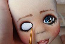 Espressioni bamboline