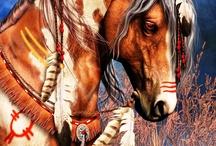 caballo, zebra, unicornio, pegaso 1