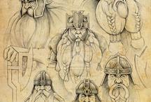 dwarfs design reference