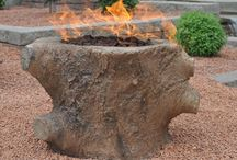 Cast Creations / Cast Creations is a specialized manufacturer of high quality outdoor decorative fire source products. Their fire pits are excellent additions to any patio empire, providing both warmth and light on cool evenings. Cast Creations' unique and striking design also offer a natural decorative accent to your backyard