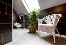 INSPIRATIE | badkamer tegels