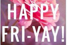 Yay Friday