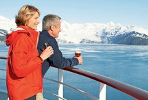 Alaska Cruise Experience / Thrill to white thunder in Glacier Bay, marvel at sunlight at midnight and close-ups of whales, eagles and caribou. Delight in Mt. McKinley's majesty and meadows carpeted with wildflowers. Amid unsurpassed grandeur and serenity, the true wilderness of Denali is calling. Catch sight of a humpback whale or wolf pups frolicking in the snow. Alaska is as rustic and romantic as one could ever imagine. Whales, Wonders and Wilderness.  Call 800.365.1445 Alaska Cruises Direct