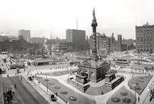 Vintage Cleveland / Cleveland, Ohio / by David BeeRichFiord