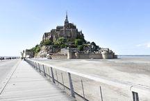 La Normandie de A à Z / Du Mont Saint Michel à Etretat... découvrez nos escapades et les endroits à visiter si vous vous rendez en Normandie