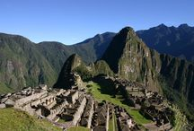 """1000 Places to See Before You Die - South America & Antarctica / Based on the book """"1000 Places to See Before You Die,"""" or as I call it - my travel bucket list"""