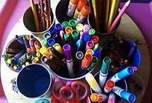 Childrens Art Ideas / Products and design idea's / by Haley Wertz