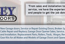 Bailey Garage Doors / When quality counts at a Price you can afford Think of us. We are certain after dealing with us, we will be able to count on you to refer us to your friends, family and neighbors when they need a door guy!! http://www.baileydoors.com/