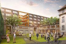 Das Hammerwerk / Revitalization// warehouse to startup office