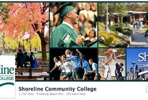 Facebook Pages / by Shoreline Community College