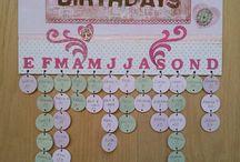 Decoracion / Cumpleaños y fiestas