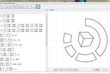 Math design logo