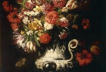 Abraham Brueghel - Anvers, 1631 - Anvers, 1690 / Il est le second fils de Jan Bruegel le Jeune (1601-1678).