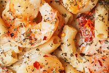 Shrimp/pasta