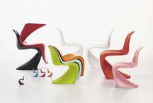 Panton Chair. Sławne krzesło / To bez wątpienia jedno z najbardziej znanych krzeseł na świecie. Klasyk, który zachwyca już od ponad pięćdziesięciu lat. Autor: Ewa Kozioł