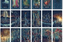 Tarot Decks and Cards
