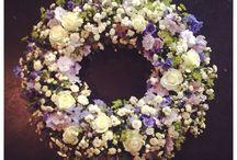 Mine blomsterfavoritter / Blomsterarbeider som bertar meg;-)