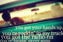 Country Songs <3