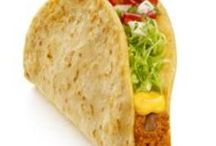 Mexican Food Recipes / I love Mexican food.  You'll find some amazing Mexican recipes here.