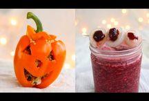 Healthy Halloween / Spooky snacks!
