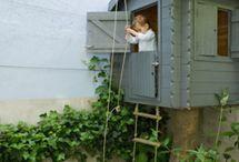 speelhuis tuin