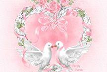 Рисуем голубейй