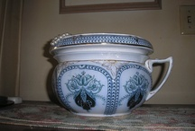 """Chamber Pots / An essential for every home- commonly known as a """"Gussunder"""" / by Moira Jones"""