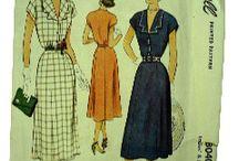 1950 fashion / by Carol Leighton